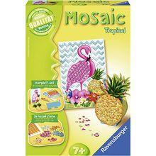 2-tlg. Mosaic Set Midi, Tropical
