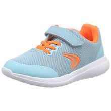 Clarks SprintZone Inf, Mädchen Sneakers, Blau (Blue), 28.5 EU (10.5 Kinder UK)