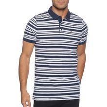 Tommy Jeans Poloshirt in blau für Herren