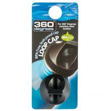 360 Degrees - Loop Cap Gr One Size schwarz