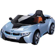 Elektroauto BMW I8, hellblau metallic