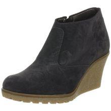 ESPRIT Kiwi Ankle Wedge G10366, Damen Fashion Halbstiefel & Stiefeletten, Grau (dark grey 064), EU 40