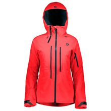Scott - Women's Jacket Ultimate GTX - Skijacke Gr XS rosa;rosa/rot
