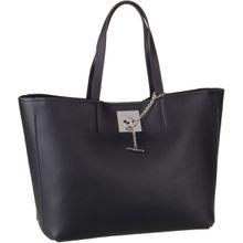 Calvin Klein Handtasche CK Lock Shopper Black