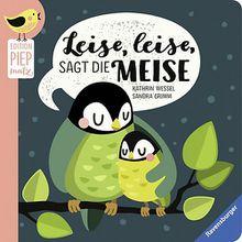 Buch - Edition Piepmatz: Leise, leise, sagt die Meise