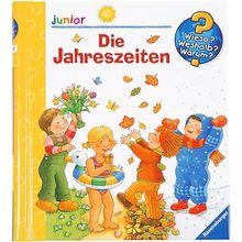 Buch - WWW junior Die Jahreszeiten