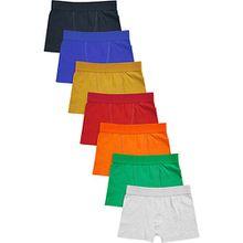Pants 7er Pack  mehrfarbig Jungen Kinder