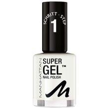 Manhattan Nagellack Nr. 135 - In Love With White Nagellack 12.0 ml