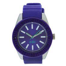 Esprit Armbanduhr EE101042003 mit Dornschließe Armbanduhren lila Damen