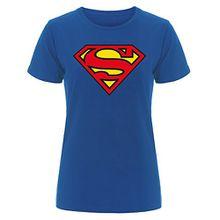 Superman - Logo Girl (Damen) Shirt (M)