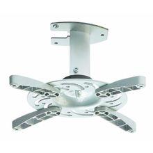 Beamer / Projektor Deckenhalterung weiß 30° neigbar 360° drehbar für Epson EH-TW5300
