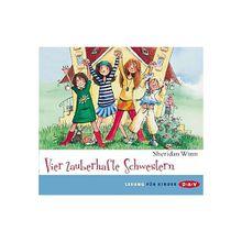 Vier zauberhafte Schwestern, Audio-CDs Hörbuch