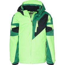 Skijacke CULLY  hellgrün Jungen Kleinkinder