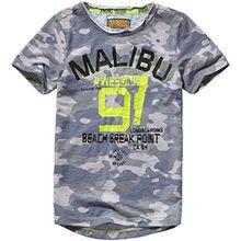 Vingino Hajari T-Shirt Jungen Shirt (16 - 176, Army Green)