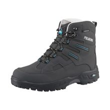 POLARINO Outdoorschuh 'Flake' anthrazit
