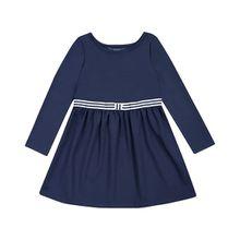 Polo Ralph Lauren Mädchen-Kleid - Blau (92, 98, 104, 110, 116)