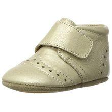 Bisgaard Baby Mädchen Petit Pantoffeln, Gold (02 Gold), 20 EU