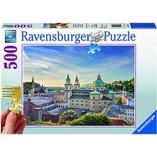 Puzzle Salzburg / Österreich, 500 Teile