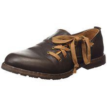Stockerpoint Schuh 6060, Herren Derby Schnürhalbschuhe, Braun (Marron), 43 EU