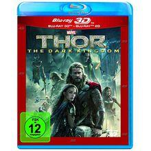 BLU-RAY Thor - The Dark Kingdom (3D Vers.) Hörbuch