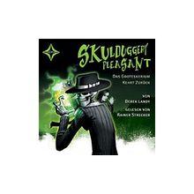 Skulduggery Pleasant: 6 Audio-CDs Hörbuch