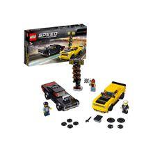 LEGO® 2018 Dodge Challenger SRT Demon und 1970 Dodge Charger R/T (75893), »LEGO® Speed Champions«