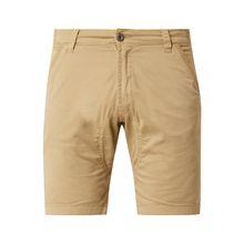 Chino-Shorts mit Stretch-Anteil Modell 'Kerosene'