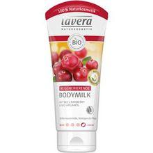 Lavera Körperpflege Body SPA Body Lotion und Milk Bio-Cranberry & Bio-Arganöl Regenerierende Bodymilk 200 ml