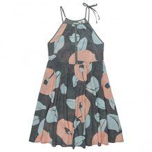 O'Neill - Women's High Neck Beach Dress - Kleid Gr L;M;S;XL schwarz;grau/schwarz/beige