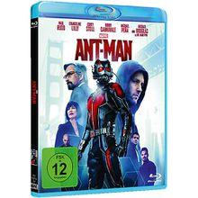 BLU-RAY Ant-Man Hörbuch