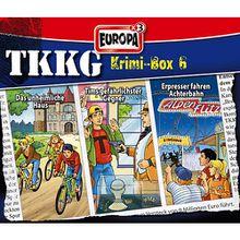 CD TKKG Krimi-Box 06 Hörbuch