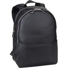 Calvin Klein Rucksack / Daypack Silver 2G Round Backpack Black/Steel Blue
