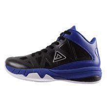 PEAK Basketballschuh 'Victor Y' blau / schwarz