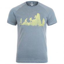 Montura - Sporty T-Shirt - T-Shirt Gr L;M;S;XL;XXL schwarz/grau;blau;grün;blau/schwarz