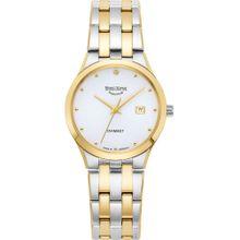 Bruno Söhnle Uhr 'Florenz 17-23197-252' gold / silber / weiß
