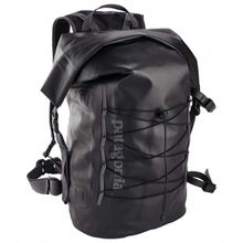 Patagonia - Stormfront Roll Top Pack - Daypack Gr One Size grau/schwarz