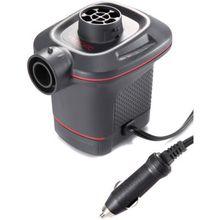 Intex elektrische Pumpe mit 3 Verbindungs-Düsen, Pumpleistung 650 l/min schwarz