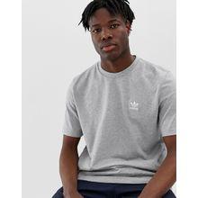 adidas Originals - Essentials DV11641 - Graues T-Shirt - Grau