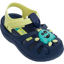 Baby Badeschuhe SUMMER V  blau/gelb Jungen Kinder