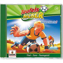 CD Die Teufelskicker 78 - Hitzeschlacht Hörbuch