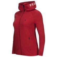 Peak Performance - Women's Rider Zip Hood - Fleecejacke Gr L;M;S;XL;XS schwarz;rosa;rot