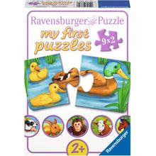 Ravensburger my first puzzles 9x2 Teile