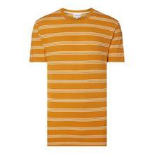 T-Shirt aus Baumwoll-Leinen-Mix Modell 'Johannes'
