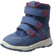 Vaude Unisex-Kinder Kids Cobber Cpx II Trekking-& Wanderstiefel, Blau (Washed Blue), 32 EU