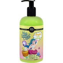 Bettina Barty Pflege Cupcake Vanilla Lime Cupcake Bath & Shower Gel Mermaid 500 ml