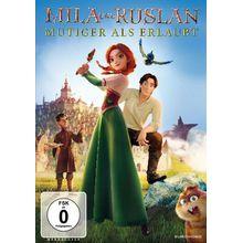 DVD »Mila und Ruslan«