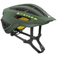 Scott - Fuga PLUS rev Unisex Mountainbikehelm (dunkelgrün) - M (57-58)