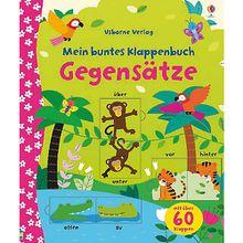 Buch - Mein buntes Klappenbuch: Gegensätze