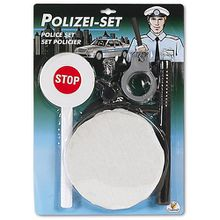 Polizei-Set, 5-teilig Jungen Kinder
