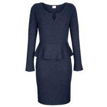 Alba Moda Kleid dunkelblau Damen